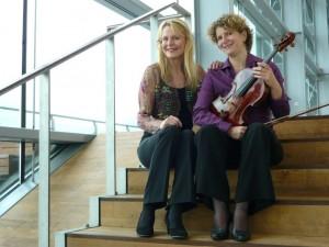 Eileen en Patricia